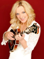 While only 52, Rhonda Vincent has been performing for 47 years.