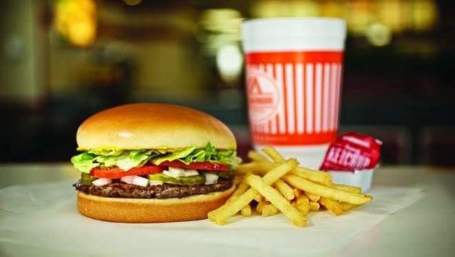 Whataburger number one.
