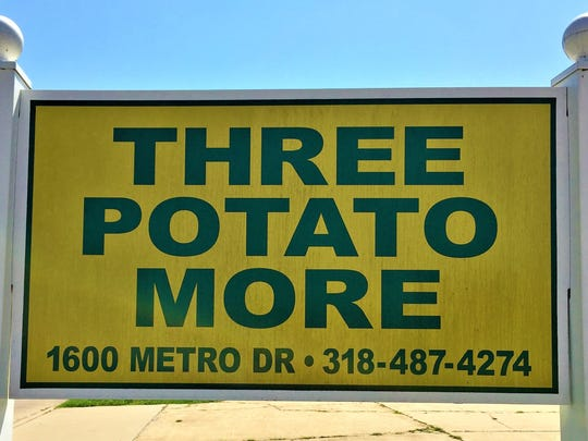 Three Potato More