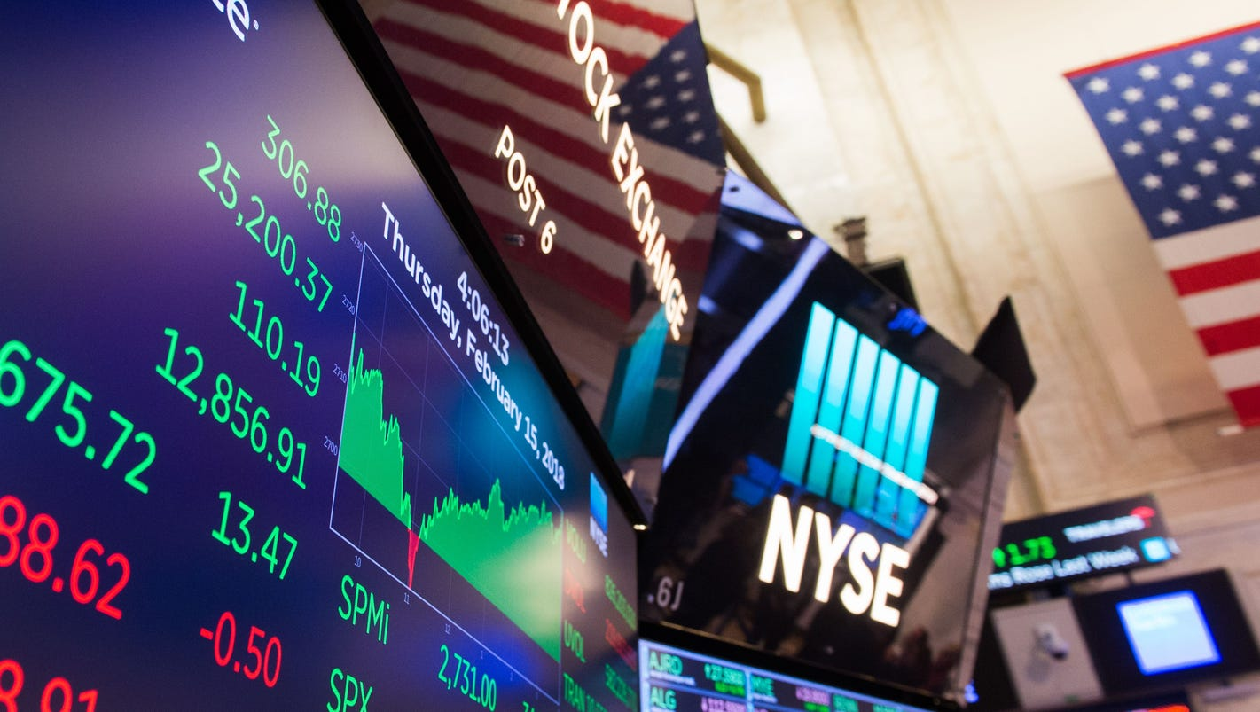 What investors can learn from the stock market 'correction'