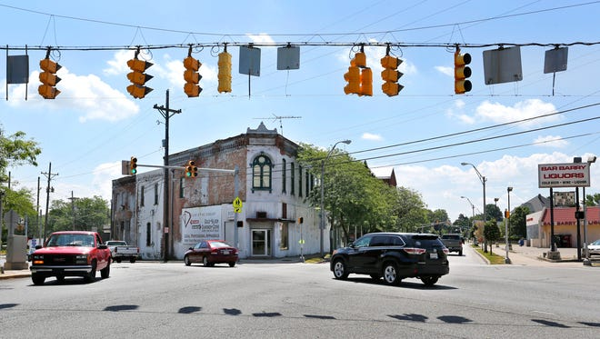 Five Points is one of the first commercial districts in Lafayette built outside downtown. The city is spending $161,000 to come up with a redevelopment plan for the area.