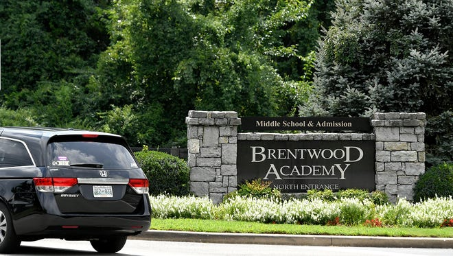 Brentwood Academy in Tennessee.