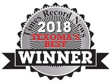 Vote now for Texoma's Best 2018!