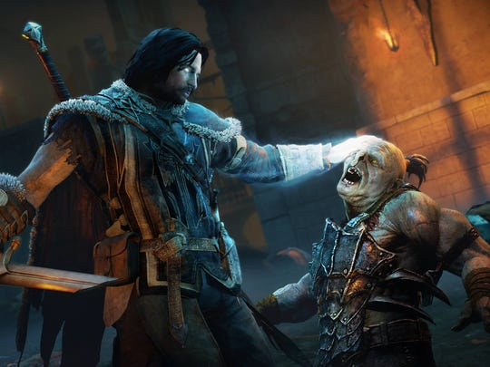 "Exact revenge and battle the forces of the dark lord Sauron in ""Middle-earth: Shadow of Mordor"" for PC and consoles."