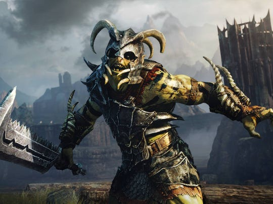 Shadow of Mordor's groundbreaking Nemesis system features smart foes with personality and an element of Uruk heirarchy politics.