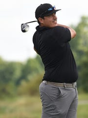 Mike Rivas shot a 62 Sunday morning in the Mens' City