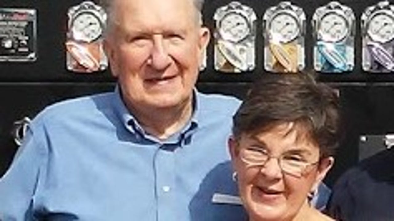 'See you in heaven': Trapped couple said final goodbyes as fire raged around them