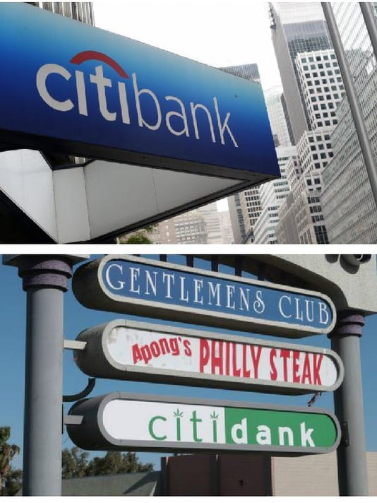 Citidank, a Calif  weed shop, under fire from Citibank