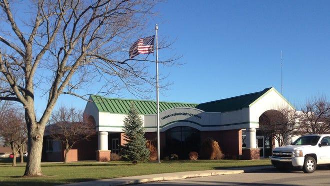 Selma Elementary School.