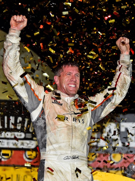 9-7-2015 carl edwards confetti