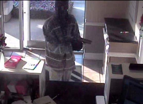 tupelo bank robber