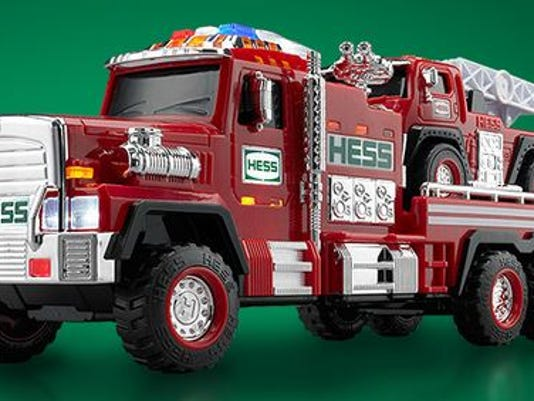 The Hess Truck, featured here, will be coming back.