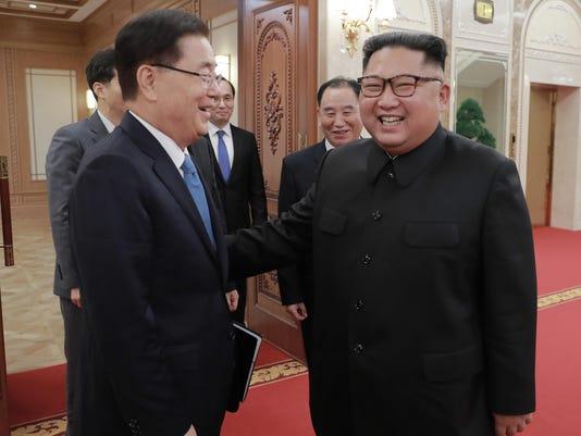 North Korea Koreas Nuclear