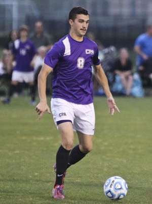 CPA's Harrison Myers