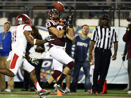 NCAA Football: Russell Athletic Bowl-Rutgers vs Virginia Tech