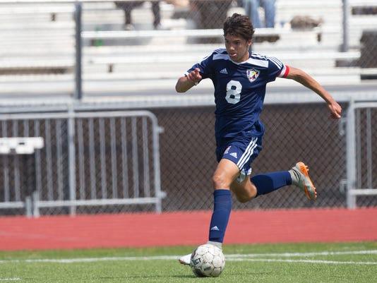 VMHS Soccer file - Noah Wagner