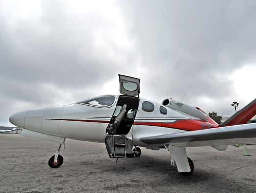 Flying the Cirrus Vision SF50 | Jetcareers