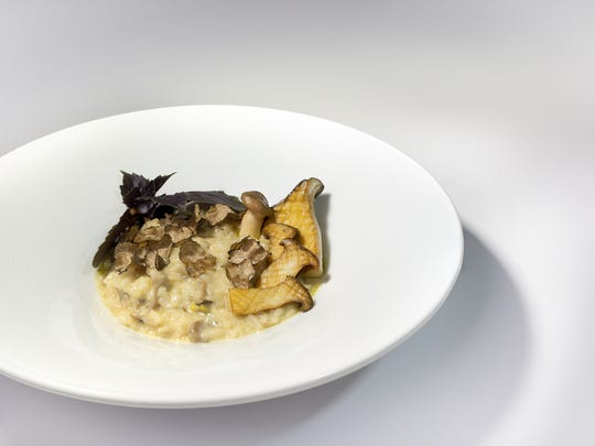 Add Truffles to any of your favorite dishes at Angelina's Ristorante.