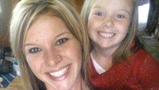 Homicide victim Heather Bogle with her daughter McKenzie.