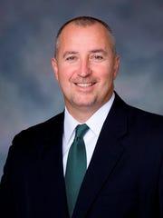Dr, Danny Merck, superintendent of Pickens County Schools.