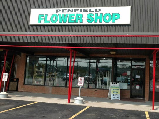 The Penfield Flower Shop started in 1963 in Panorama Plaza. The shop moved to 1622 Penfield Road in 2011.