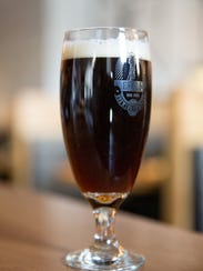 Praha Dark Czech Lager at Exile Brewing Company.