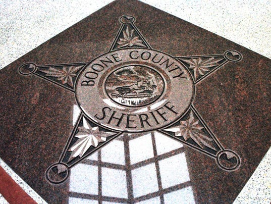 Boone County Sheriff stock crime stock police stock sheriff stock boone county