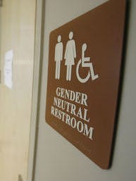 Transgender students would be able to use bathrooms of their choosing under proposed State Board of Education guidelines.