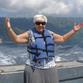 Barbara Ihrke on a trip in 2015.