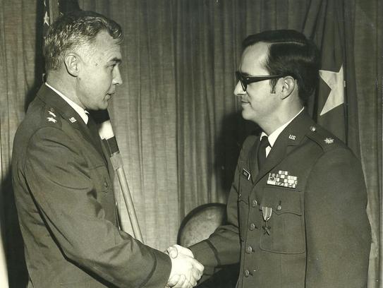 "Col. Richard ""Bill"" Richards"