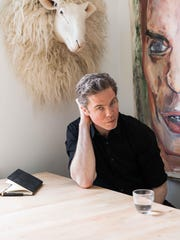 Josh Ritter and the Royal City Band will perform Tuesday at the Hangar Theatre.