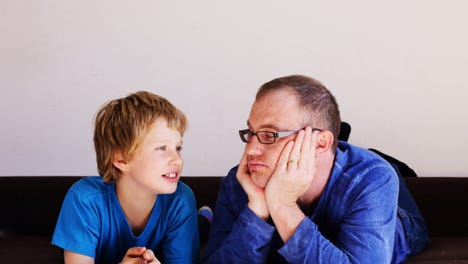 Working with those with developmental challenges can bring many unexpected rewards.