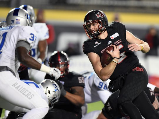 Arkansas State has won a share of five-of-the-last-seven Sun Belt championships and are the last team to claim an outright conference title.