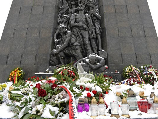 AP POLAND HOLOCAUST LAW I POL