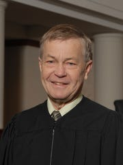 Former Iowa Supreme Court Justice Jerry L. Larson