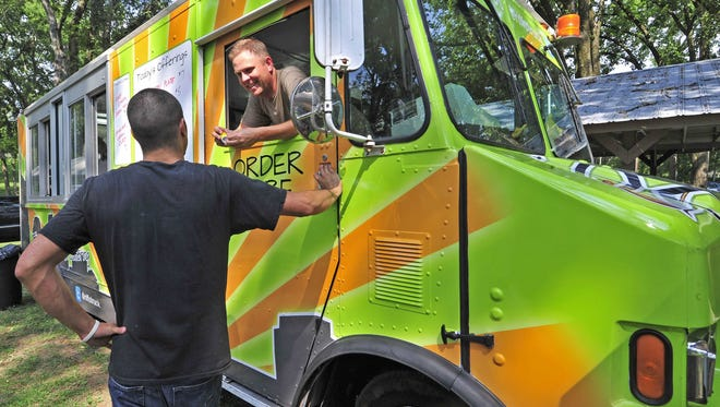 B.J. Loftback of Riffs Fine Street Food is considered to be the founder of the Nashville Food Truck Association.