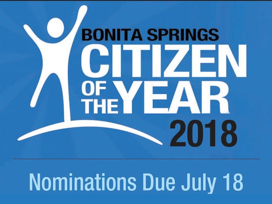Bonita Springs Citizen of the Year 2018