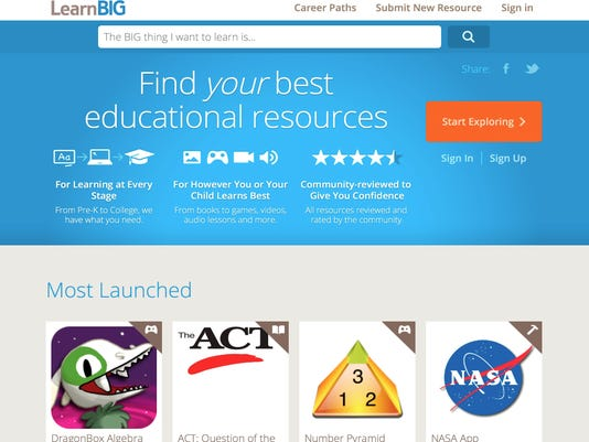 LearnBIG Home Page