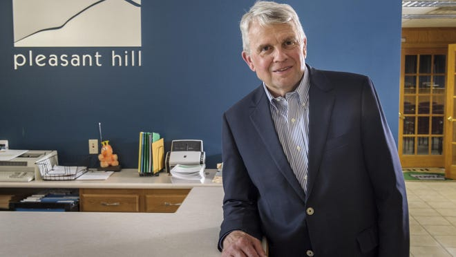 Don Sandor, Pleasant Hill city manager, is retiring.