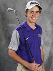 All-Midstate golfer A Jacks Green, CPA Wednesday Dec.