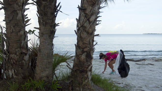Help clean up beaches on Sept. 19 with Keep Lee County Beautiful.