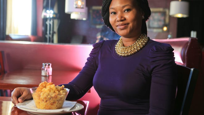 Tamiba Bethel is the chef and owner of Dasha Barbour's Southern Bistro in Buechel.