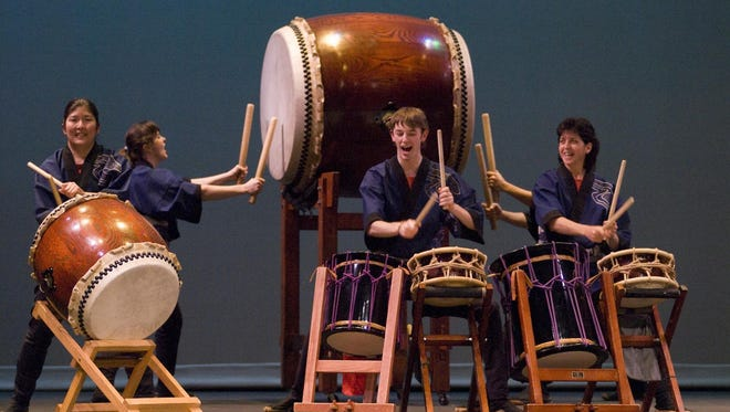 Portland Taiko will perform 7 p.m. Saturday, June 27, on the Stepping Stage at the World Beat Festival.