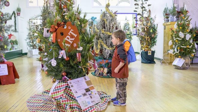 The Festival of Trees returns to downtown Silver City in December. It will be hosted by the Montessori School.