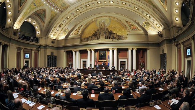 Legislators have a variety of ways to be contacted during the 2017 session.