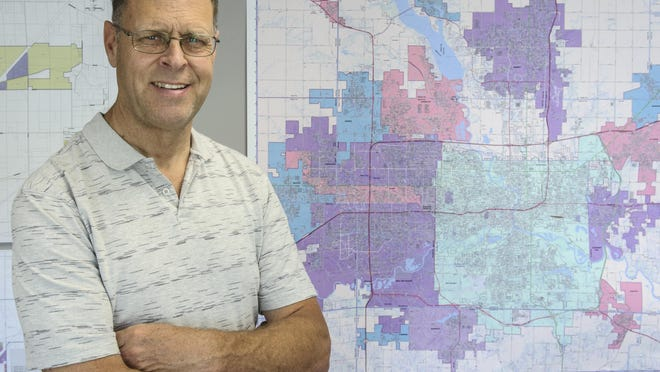 Mark Arentsen, Bondurant city manager, is set to retire after assisting city elected leaders through many changes and growth in Bondurant.