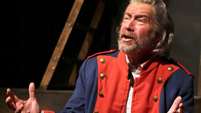 "Steve Berry won a 2014 Dionysos Award for his turn as Jean Valjean in ""Les Miserables"" at the Des Moines Community Playhouse."