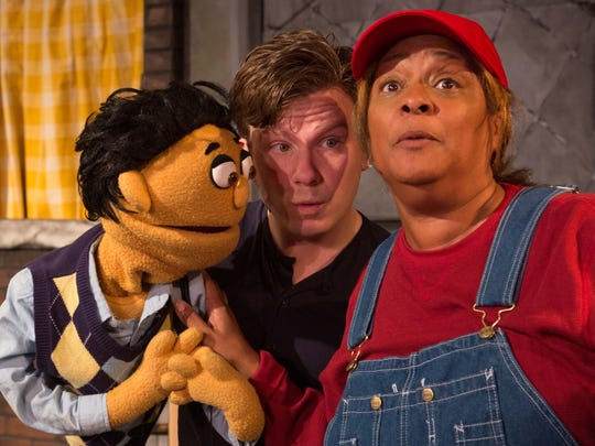 """""""Avenue Q"""" at Clear Space Theatre in Rehoboth Beach."""
