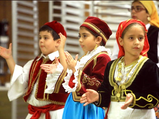 Greek Festival will be from noon to 5 p.m. Sunday,