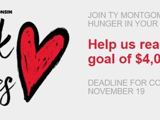 Stock the Shelves helps fight hunger in Stevens Point.